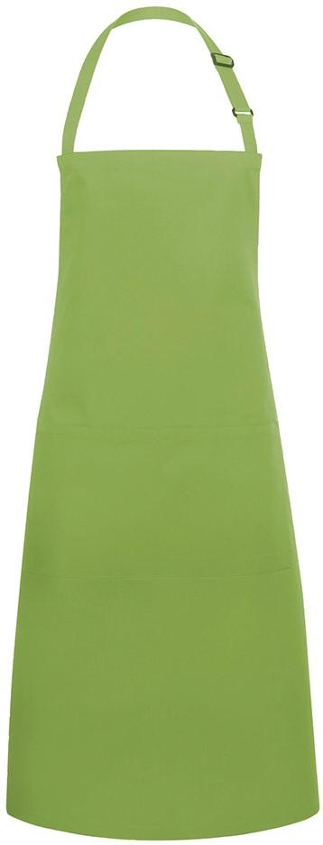 Suutarin esiliina Basic 5 Lime