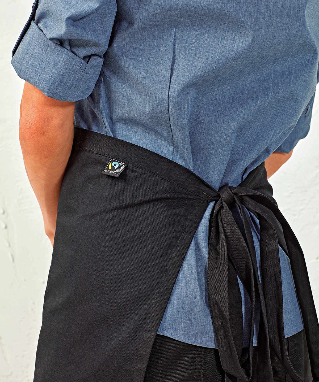 Reilun kaupan esliina Fairtrade