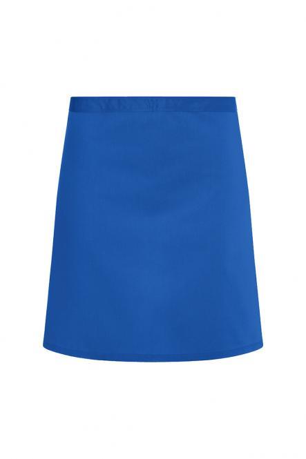 Lyhyt esiliina Basic 2 Blue
