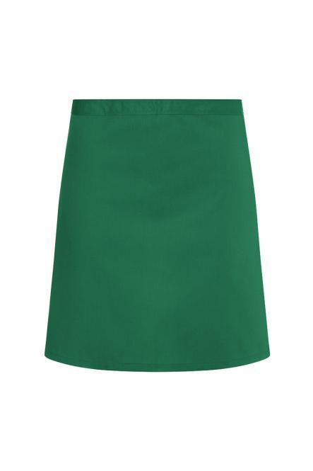 Lyhyt esiliina Basic 2, Forest green