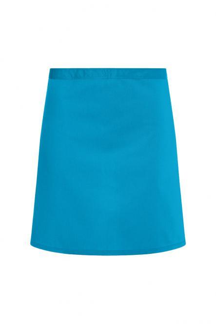 Lyhyt esiliina Basic 2 Turquoise