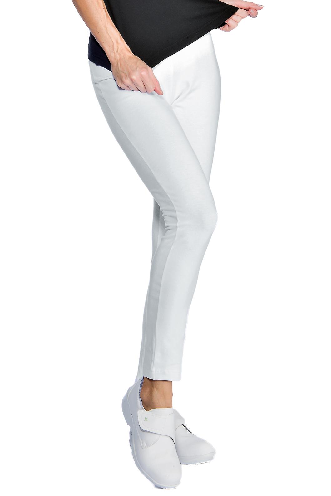 Pitkät legginssit, valkoinen