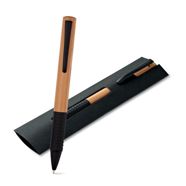 Hidea luontoystävällinen kuulakärkikynä Bach Bambu