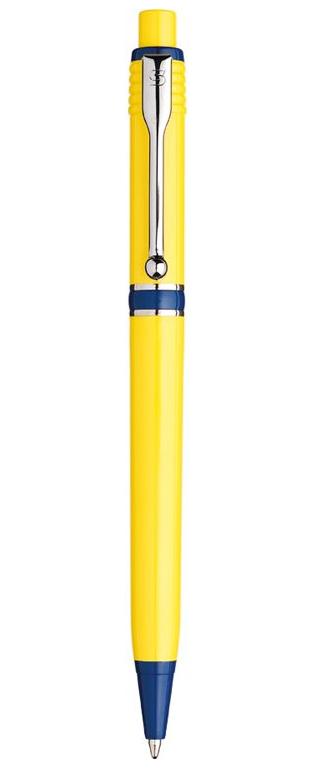 Raja Extra keltainen/sininen
