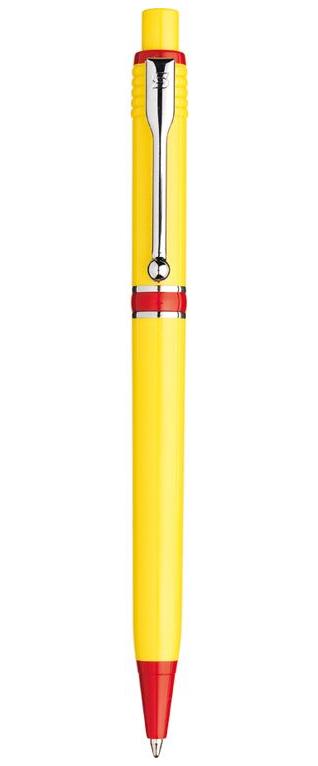 Raja Extra keltainen/punainen
