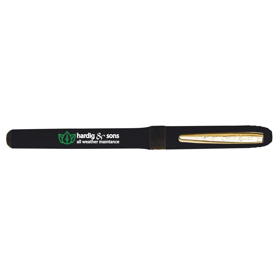 BIC® Grip Roller Gold -kynä
