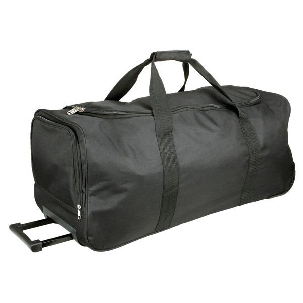 Sports Trolley -vetolaukku, musta