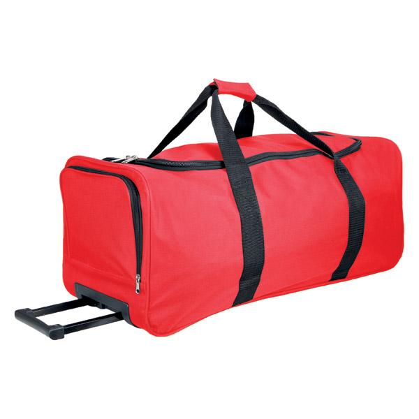 Sports Trolley -vetolaukku, Punainen