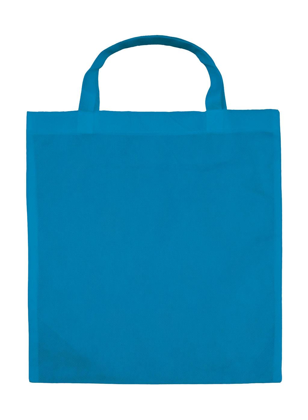 Kuitukangaskassi Basic Mid Blue