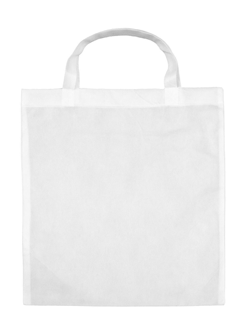 Kuitukangaskassi Basic Valkoinen