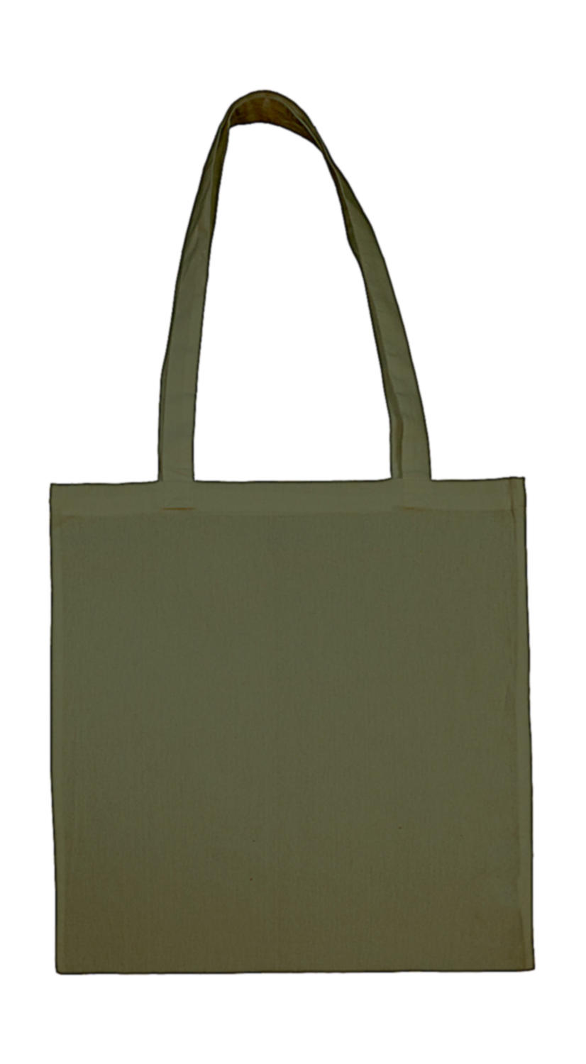 Puuvillakassi Military Green