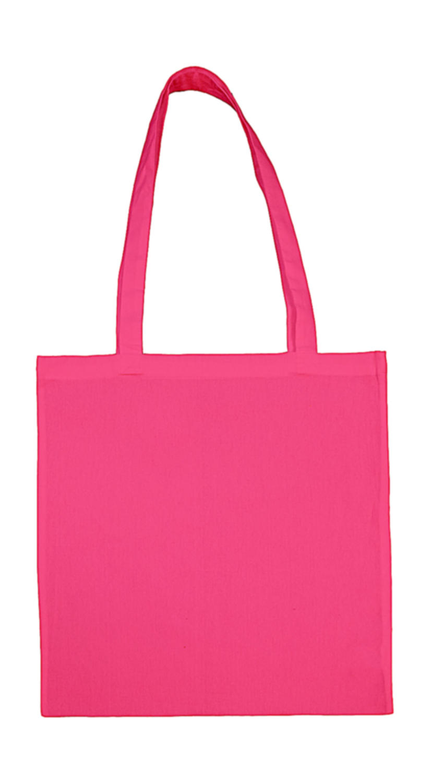 Puuvillakassi Pink
