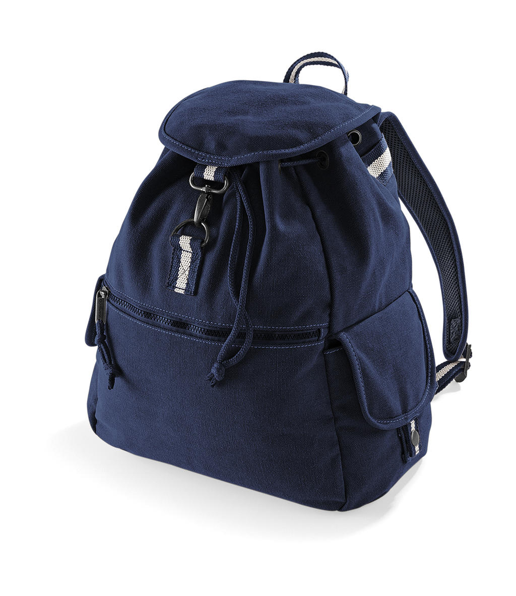 Canvas Reppu Navy