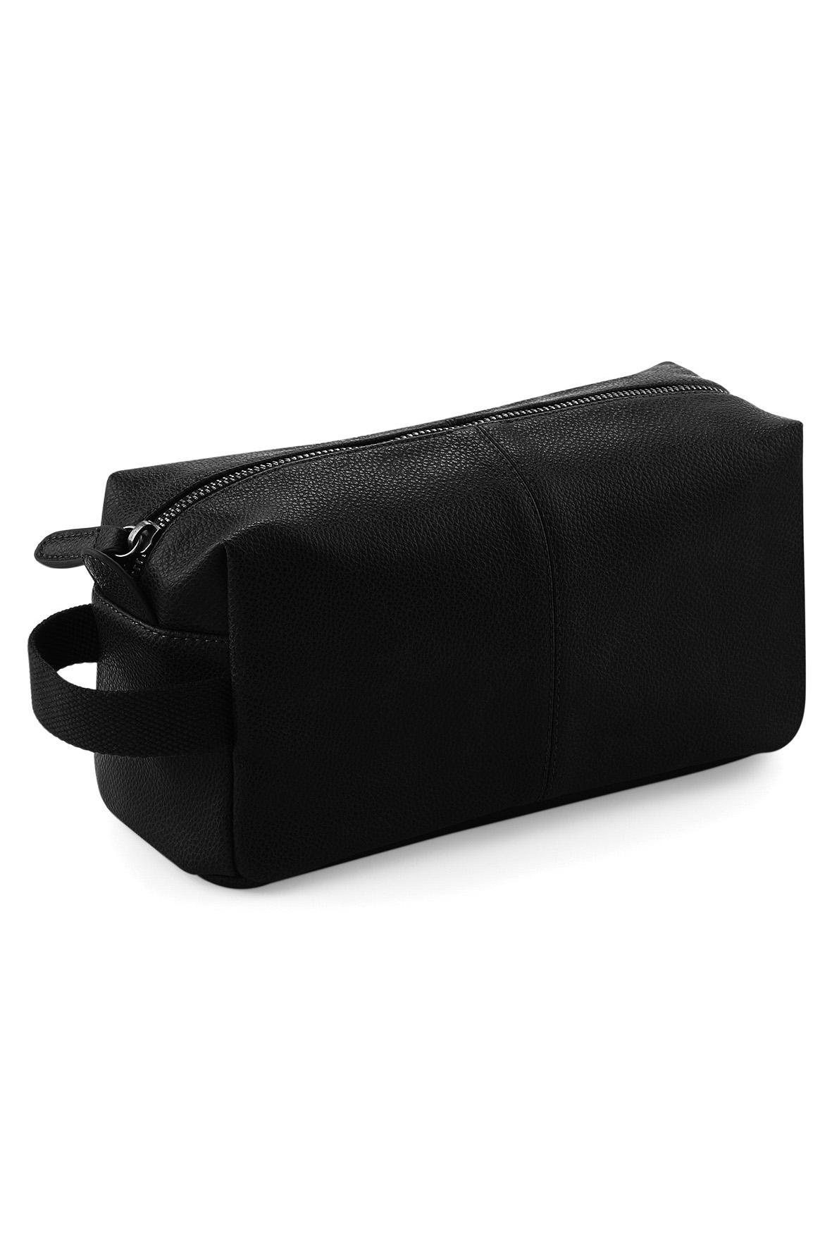 NuHide™ Toilettilaukku Musta