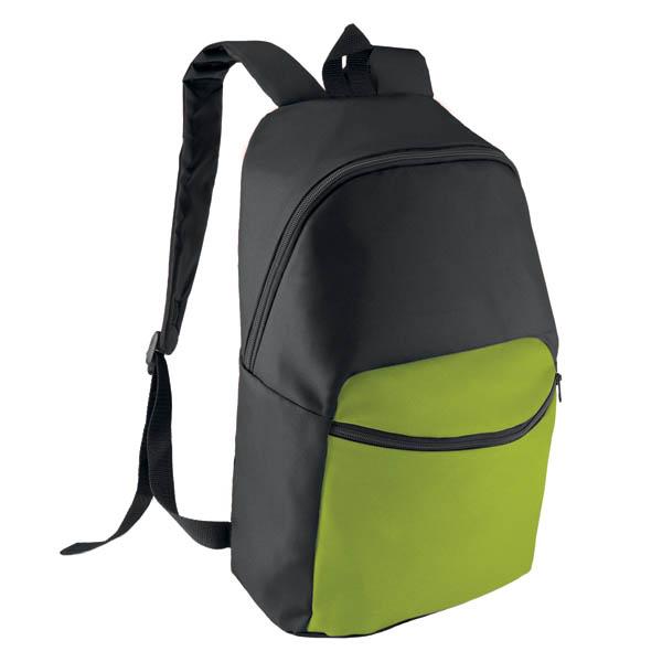 Reppu Basic Style Musta/Lime