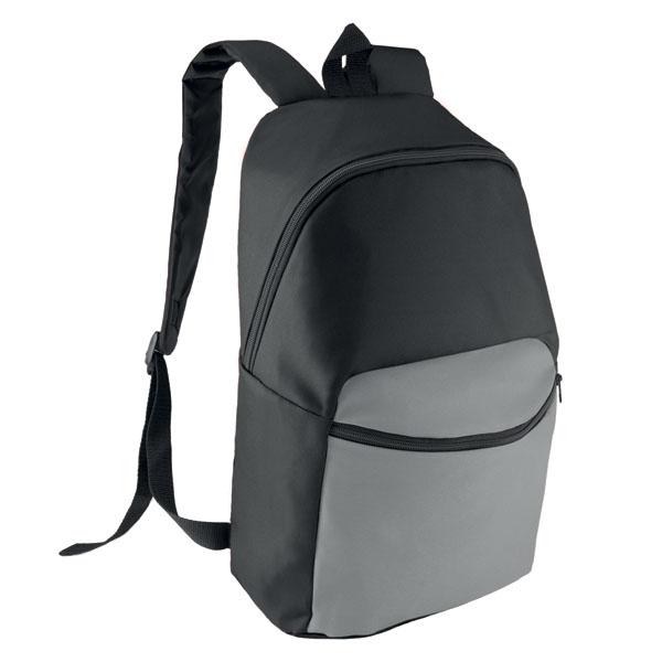 Reppu Basic Style Musta/Harmaa