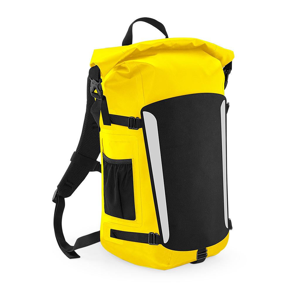 Submerge reppu SLX 25 L keltainen