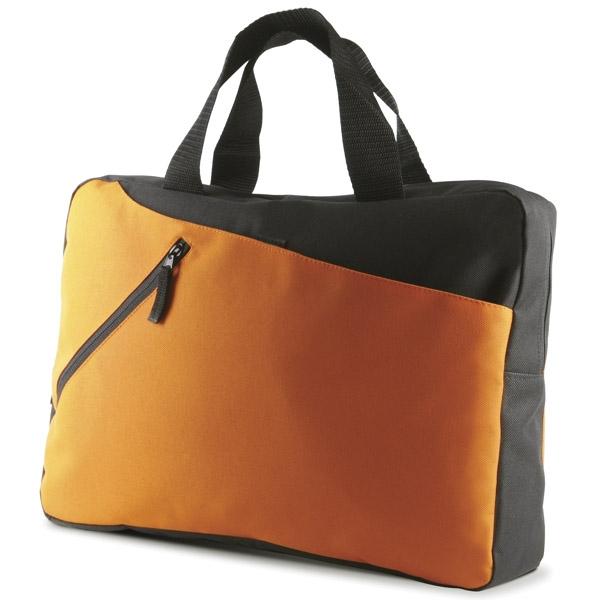 Asiakirjalaukku Oranssi