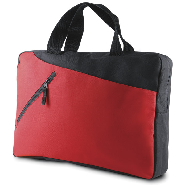 Asiakirjalaukku Punainen