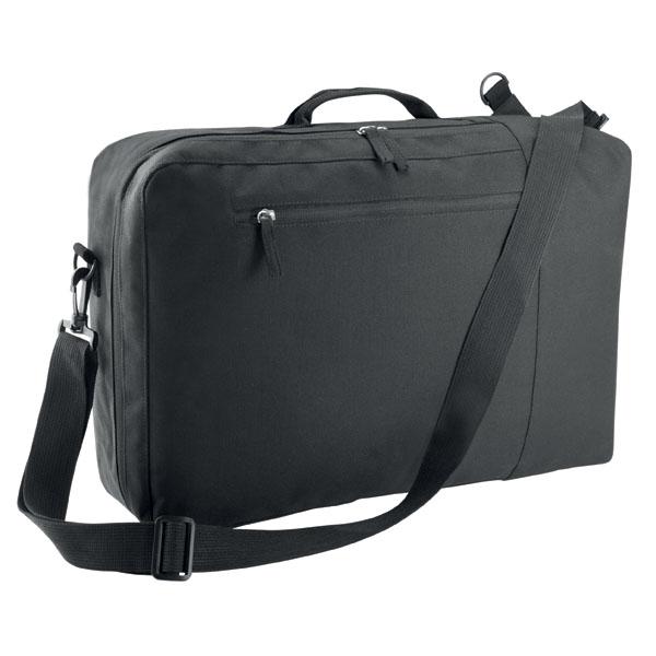 Tietokonereppu/-laukku Musta