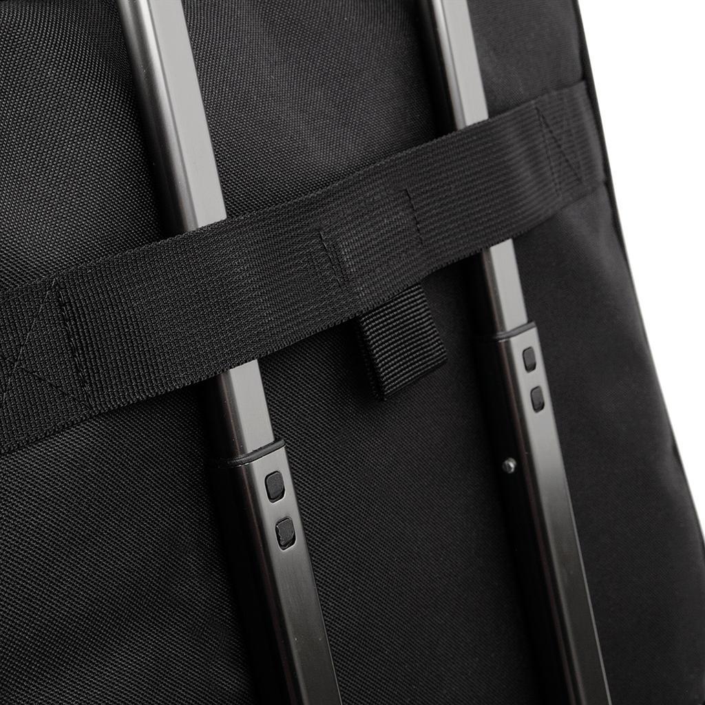 Executive kiinnitys matkalaukkuun