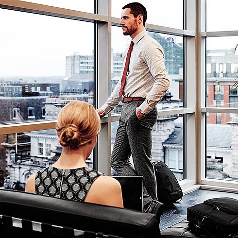 Executive Digital -reppu lifestyle