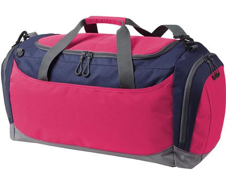 Urheilukassi Joy Soft pink-Navy