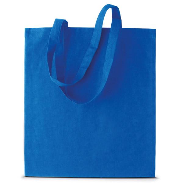 Ostoskassi sininen