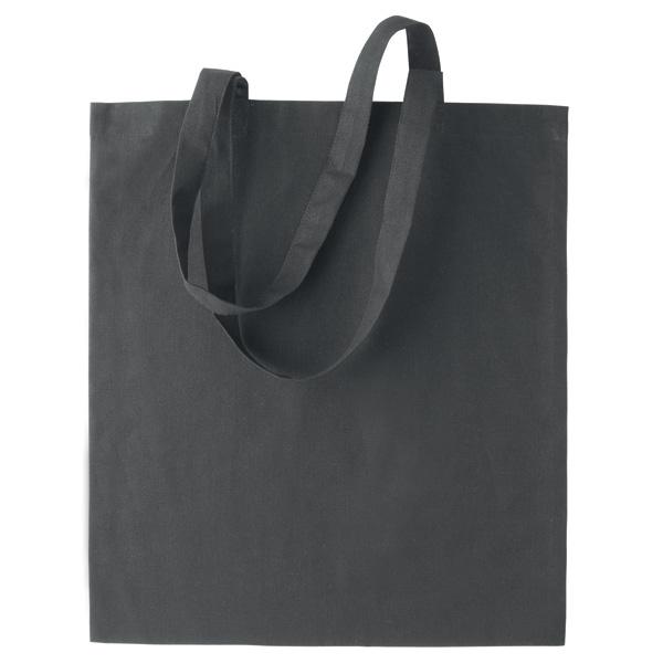 Ostoskassi Tumma harmaa