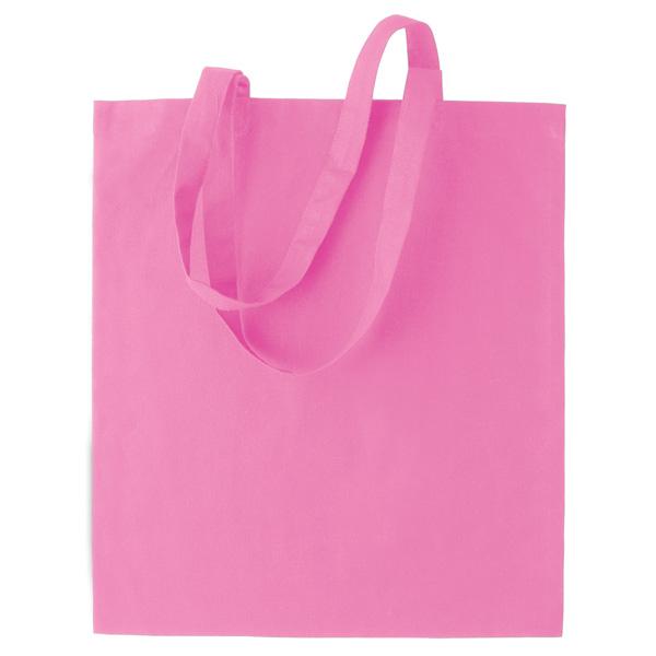 Ostoskassi vaaleanpunainen