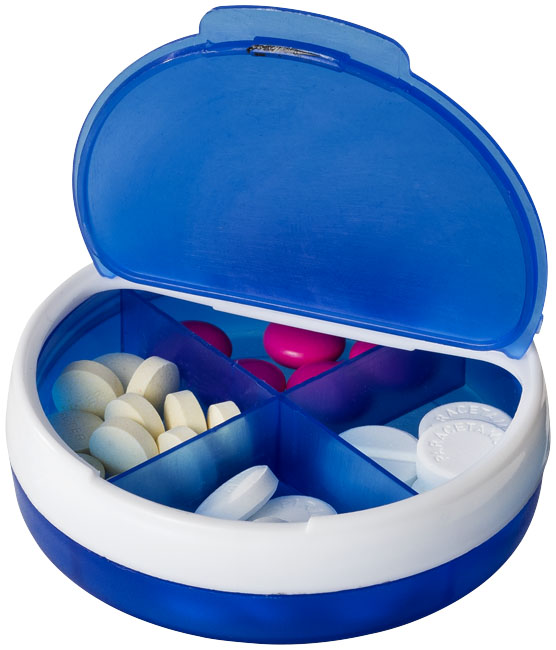 Pilleriarasioita sininen