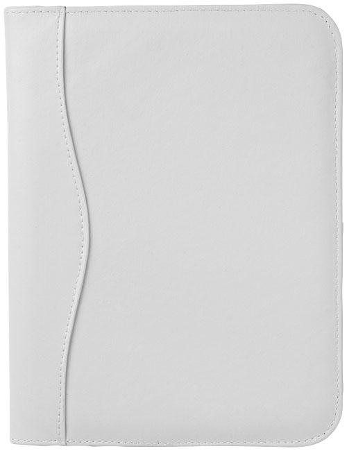 Ebony A5-kansio Valkoinen