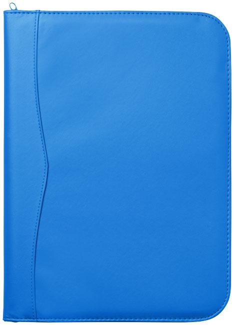 Vetoketjullinen kansio sininen
