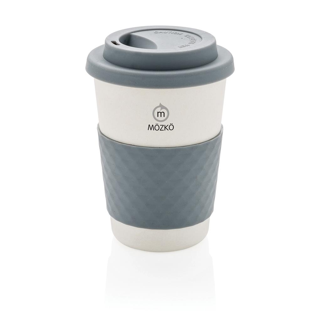 Eco Kahvimuki Harmaa