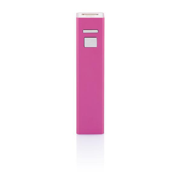 Vara-akku kännykälle pink