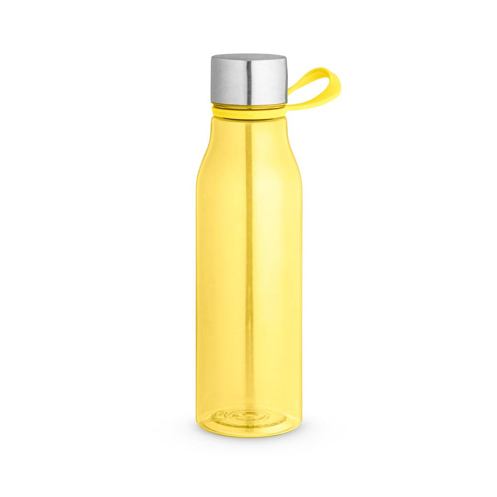 Senna RPET juomapullo keltainen