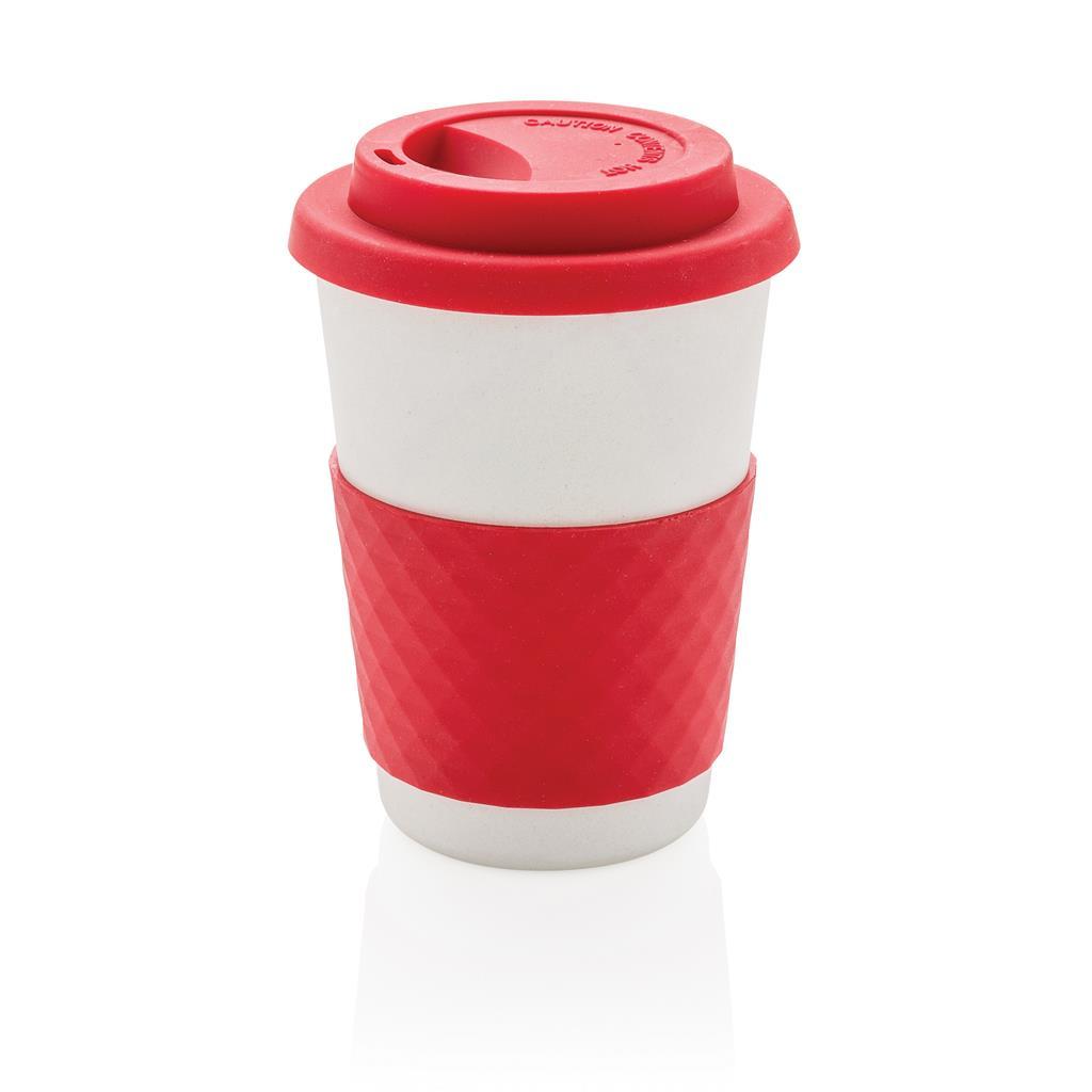 Eco Kahvimuki Punainen