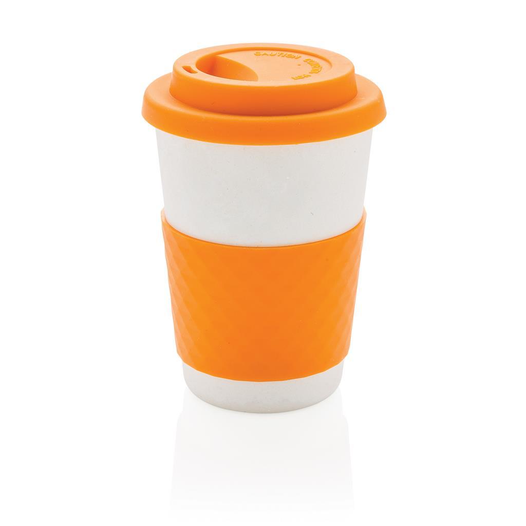 Eco Kahvimuki Oranssi