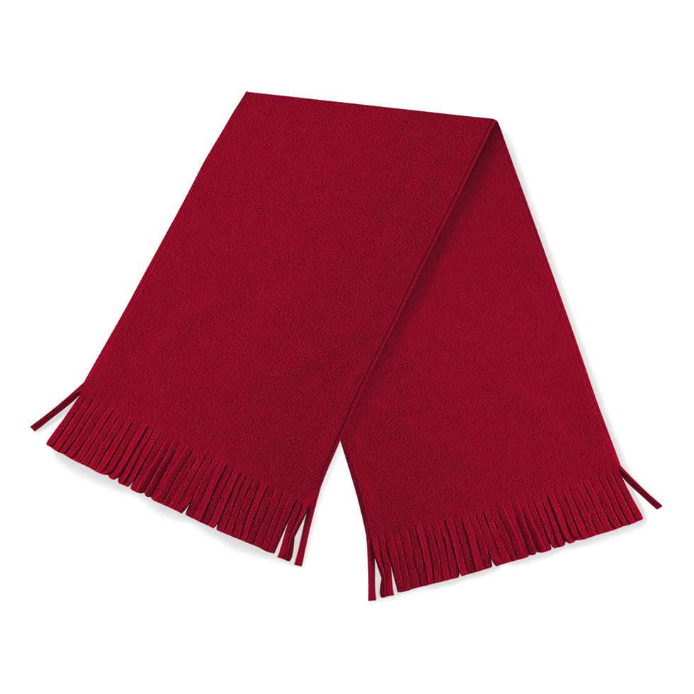 Dolomite Fleecekaulahuivi Classic Red