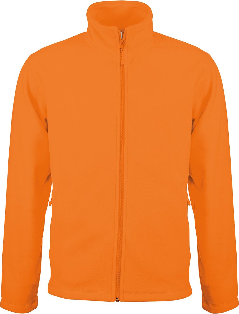 Microfleecetakki K911 Orange