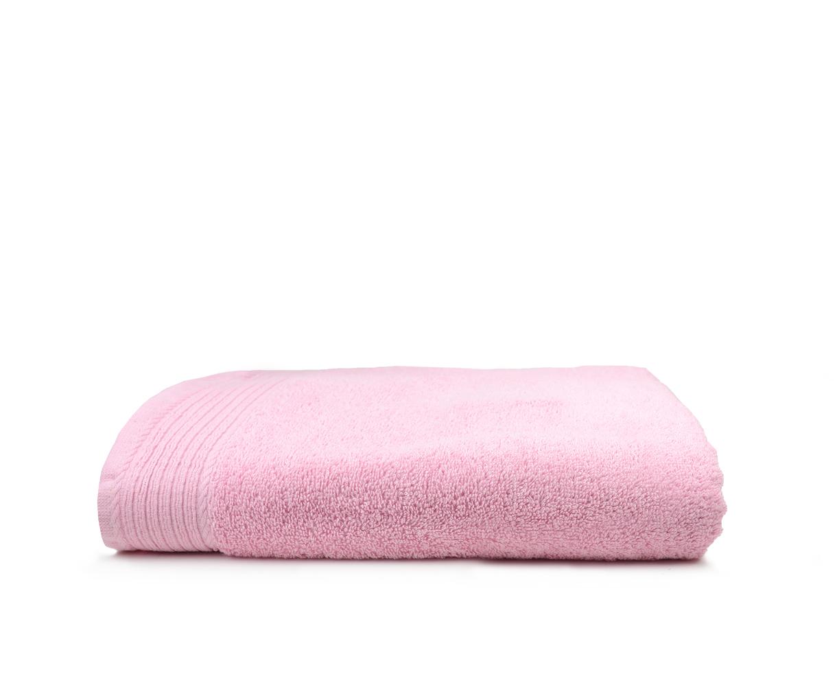 Classic-pyyhkeet 70, Vaalea pink