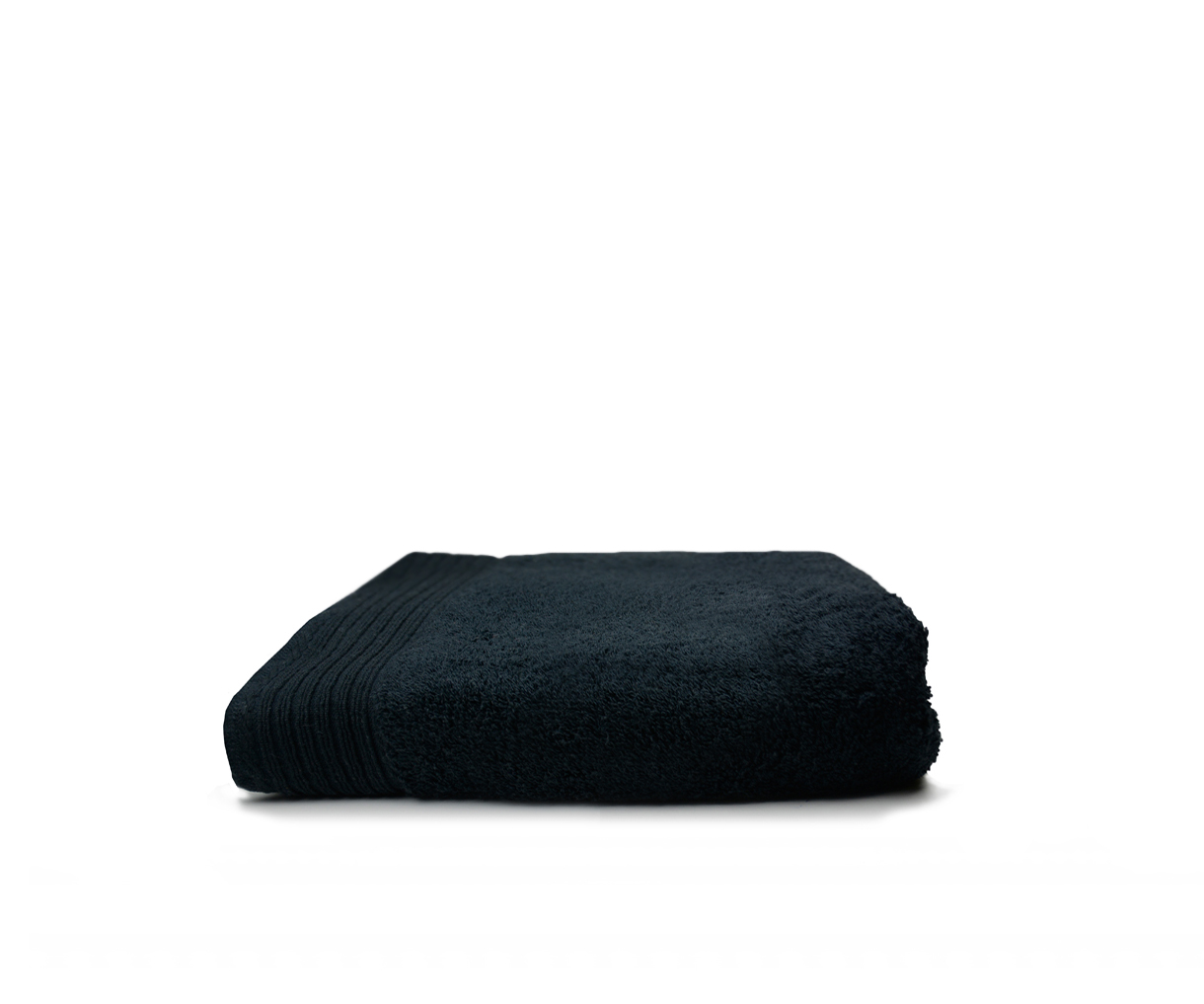 Classic-käsipyyhkeet 50, Musta