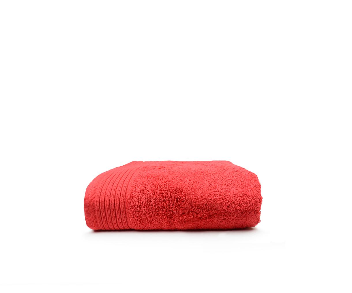 Classic-käsipyyhkeet 50, Punainen