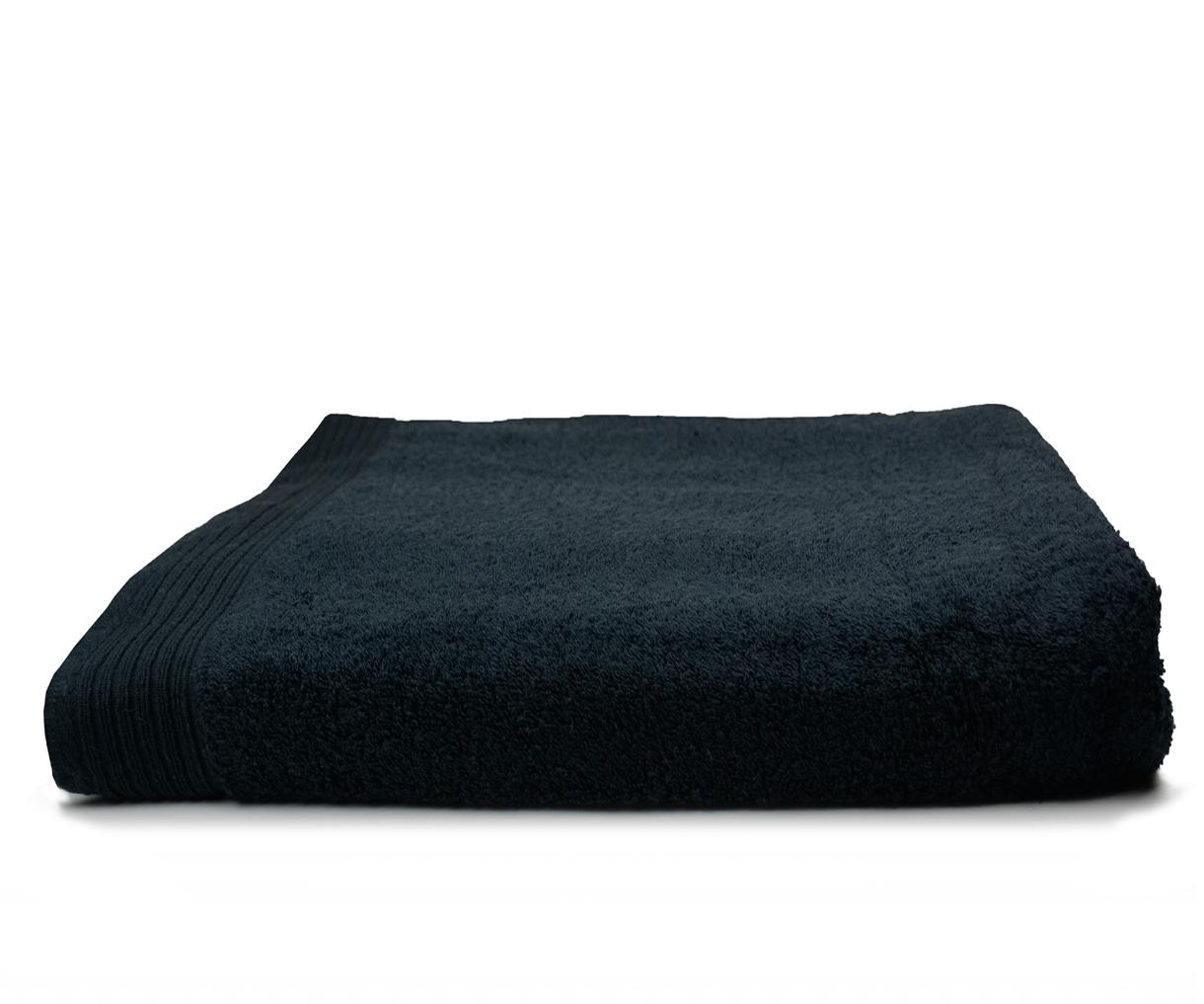Pyyhe DeLuxe 100 Musta