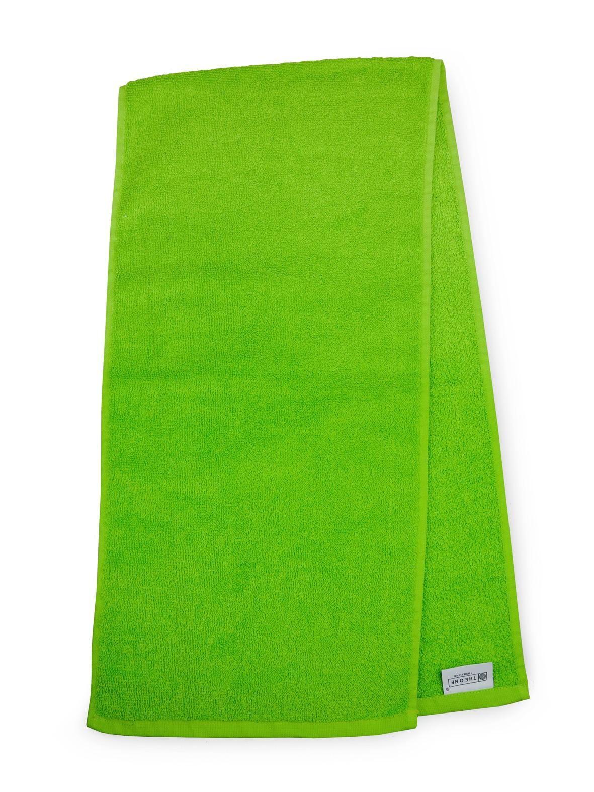 Pyyheliina Sport Lime