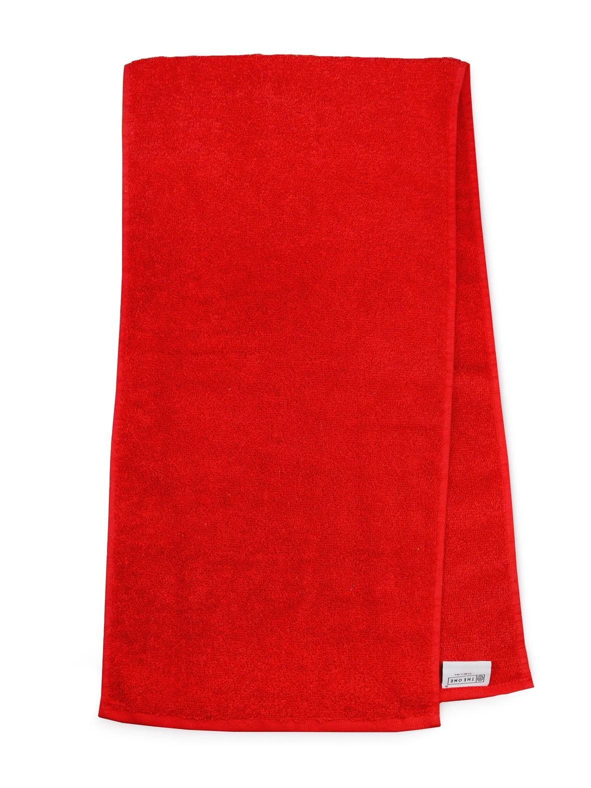 Pyyheliina Sport Punainen