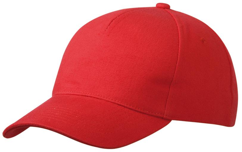 Heavy Cotton Mainoslippis Punainen