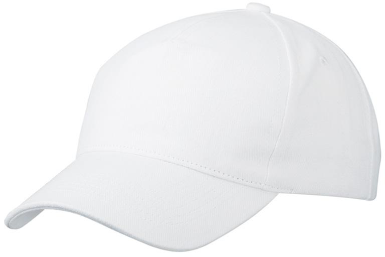 Heavy Cotton Mainoslippis Valkoinen