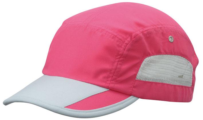Urheilullinen lippalakki Pink/Vaaleanharmaa