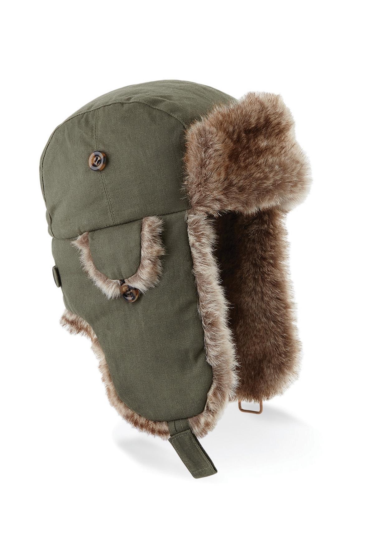 Urban Trapper Shepra-hattu Oliivi